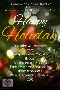 Centre closed for renovations and holidays