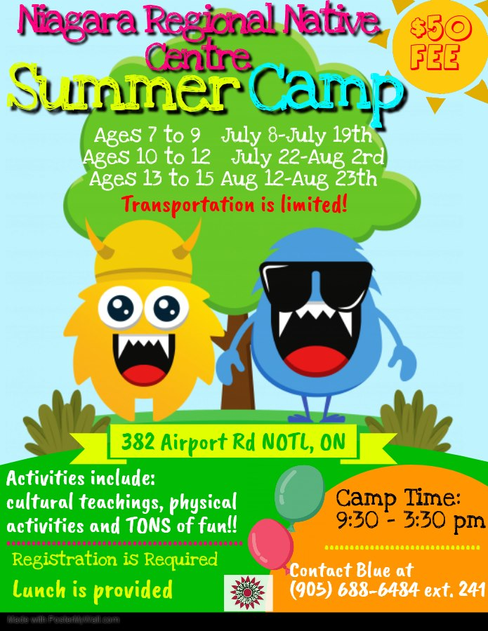 NRNC Summer Camps - Ages 13 to 15 @ Silver Spire Church