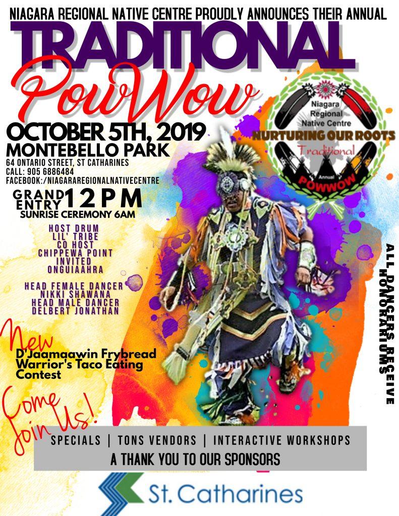 Traditional Community Pow Wow @ Montebello Park